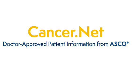 Logo for Cancer.Net